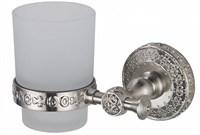 Держатель стакана одинарный Zorg Antic (AZR 03 SL)