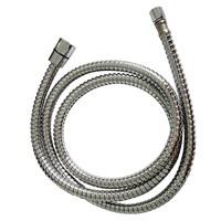 Аксессуары Шланг гибкий 4,0 м для лейки смесителя на борт ванны, 1/2, EPDM-сталь