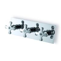 Смеситель для ванны встраиваемый D&K Hessen Lorsch  (DA1414801)