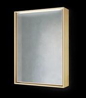 Зеркальный шкаф Raval Frame 60 с подсветкой Fra.03.60/W-DS
