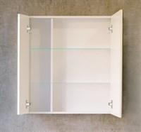 Зеркало-шкаф Quadro-Fest 75 Белое