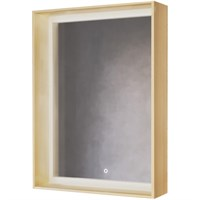 Зеркало Raval Frame 60 с подсветкой Fra.02.60/W