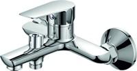 Смеситель для ванны RUSH Disco DI6935-44 с душем короткий излив хром