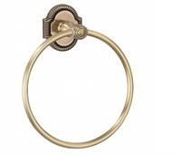 S25004 Держатель для полотенца круглый Bronze de Luxe