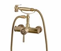 10135 Гигиенический душ со смесителем Bronze de Luxe
