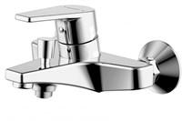 Смеситель для ванны короткий излив BRAVAT Line F65299C-B-RUS (F65299C-B-RUS)