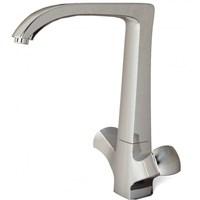 Смеситель для кухни Bravat Whirlpool  (F778112C)