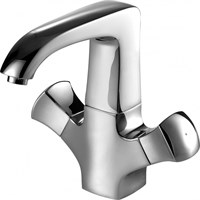 Смеситель для умывальника Bravat Whirlpool  (F178112C)