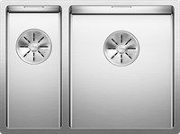 Кухонная мойка Blanco CLARON 340/180-IF  (521608)