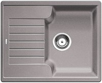 Кухонная мойка Blanco ZIA 40 S SILGRANIT PuraDur алюметаллик (516919)