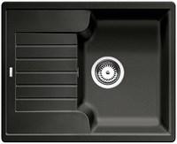 Кухонная мойка Blanco ZIA 40 S SILGRANIT PuraDur антрацит (516918)