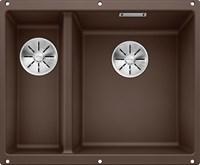 Кухонная мойка Blanco SUBLINE 340/160-U  (523567)
