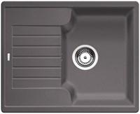 Кухонная мойка Blanco ZIA 40 S SILGRANIT PuraDur темная скала (518932)
