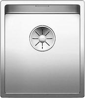 Кухонная мойка Blanco CLARON 340-IF нерж.сталь зеркальная полировка с отв. арм. InFino (521570)