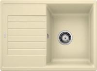 Кухонная мойка Blanco ZIA 45 S Compact SILGRANIT PuraDur шампань (524727)