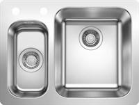 Кухонная мойка Blanco SUPRA 340/180-IF/A  (523367)