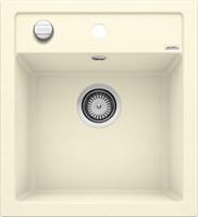 Кухонная мойка Blanco DALAGO 45 SILGRANIT PuraDur жасмин с клапаном-автоматом (517161)