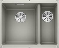 Кухонная мойка Blanco SUBLINE 340/160-U  (523551)