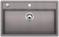 Кухонная мойка Blanco DALAGO 8 SILGRANIT PuraDur алюметаллик с клапаном-автоматом (516630)