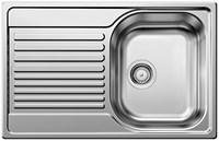 Кухонная мойка Blanco TIPO 45 S Compact нерж. сталь матовая  (513441)