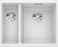 Кухонная мойка Blanco SUBLINE 340/160-U  (523562)