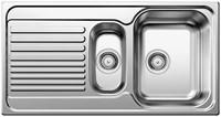 Кухонная мойка Blanco TIPO 6 S нерж. сталь матовая  (511929)