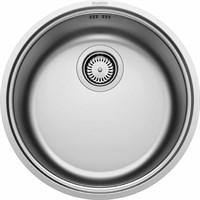 Кухонная мойка Blanco RONDOSOL-IF полированная  (514647)