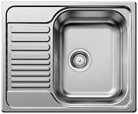 Кухонная мойка Blanco TIPO 45 S mini нерж. сталь Декор  (516525)