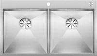 Кухонная мойка Blanco ZEROX 400/400-IF/А  (521648)