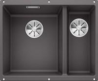 Кухонная мойка Blanco SUBLINE 340/160-U  (523549)