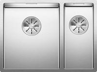 Кухонная мойка Blanco CLARON 340/180-IF  (521607)