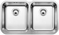 Кухонная мойка Blanco SUPRA 340/340-U  (519716)