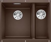 Кухонная мойка Blanco SUBLINE 340/160-U  (523557)