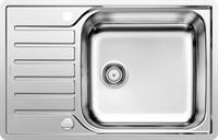 Кухонная мойка Blanco LANTOS XL 6 S-IF Compact полированная нерж.сталь с клапаном-автоматом (523140)
