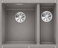 Кухонная мойка Blanco SUBLINE 340/160-U  (523550)
