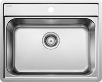 Кухонная мойка Blanco LEMIS 6-IF (525108)
