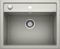Кухонная мойка Blanco DALAGO 6 SILGRANIT PuraDur жемчужный с клапаном-автоматом (520545)