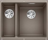 Кухонная мойка Blanco SUBLINE 340/160-U  (523565)