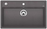 Кухонная мойка Blanco DALAGO 8 SILGRANIT PuraDur темная скала с клапаном-автоматом (518852)