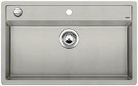 Кухонная мойка Blanco DALAGO 8 SILGRANIT PuraDur жемчужный с клапаном-автоматом (520546)