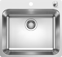 Кухонная мойка Blanco SUPRA 500-IF/A  (523362)