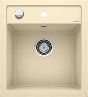 Кухонная мойка Blanco DALAGO 45 SILGRANIT PuraDur шампань с клапаном-автоматом (517162)