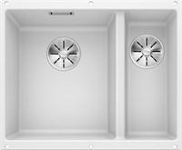 Кухонная мойка Blanco SUBLINE 340/160-U  (523552)