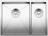 Кухонная мойка Blanco ZEROX 340/180-U  (521613)