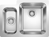 Кухонная мойка Blanco SUPRA 340/180-IF  (523366)