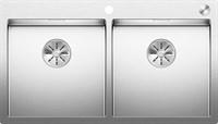 Кухонная мойка Blanco CLARON 400/400-IF/А  (521654)