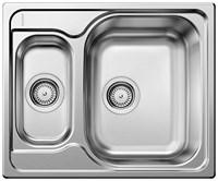 Кухонная мойка Blanco TIPO 6 Basic нерж. сталь полированная  (514813)