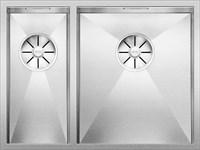 Кухонная мойка Blanco ZEROX 340/180-U  (521614)