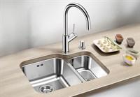 Кухонная мойка Blanco SUPRA 340/180-U  (525217)