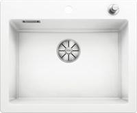 Кухонная мойка Blanco PALONA 6 керамика PuraPlus глянцевый белый (524731)